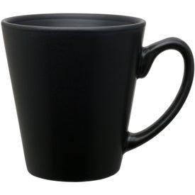 Mini Latte Ceramic Mug for Advertising