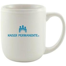 Monogrammed Modelo Ceramic Mug