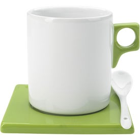 Monte Carlo 3 Piece Mug Set Imprinted with Your Logo
