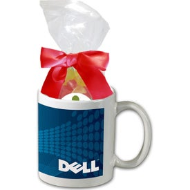 Mugs with Gummy Bears Mug Drop (11 Oz.)