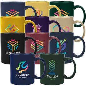 Mug with HDI Printing (Colors; 11 Oz.)