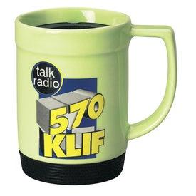 Mug with Soft Bottom (14 Oz.)