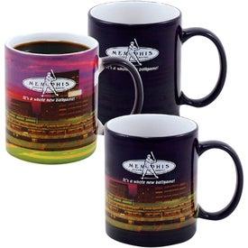 Mystique Stoneware Mug (11 Oz.)