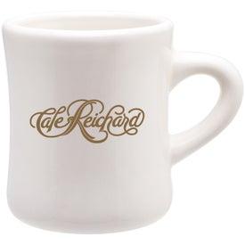 Diner Mug (10 Oz., Natural)