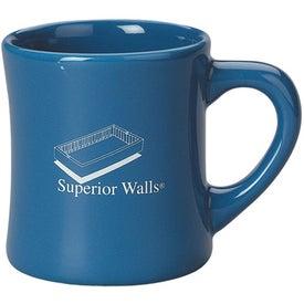 Old Fashion Diner Mug for Promotion