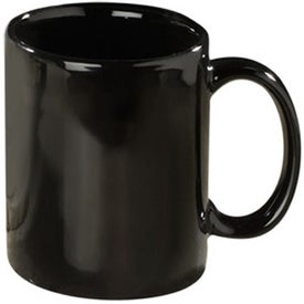 Ovation Gift Boxed Ceramic Mug with Coffee with Your Logo