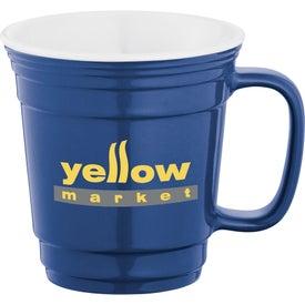 Party Ceramic Mug for Your Organization