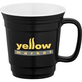 Party Ceramic Mug for Marketing