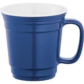 Party Ceramic Mug (14 Oz.)