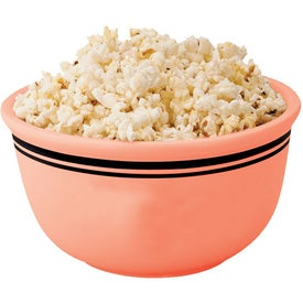 Logo Popcorn Bowl