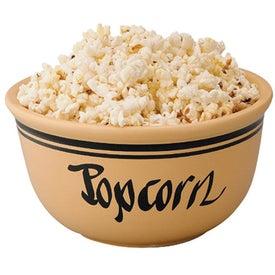 Promotional Popcorn Bowl
