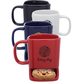 Poppy Cookie Holder Mug (7 Oz.)