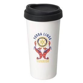 Porcelain Mug with Your Logo