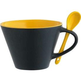 Customized The Rancho Mug with Spoon