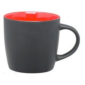 Branded Roulette Ceramic Mug