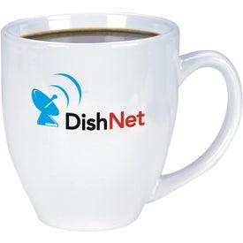 Shiny Bistro Mug for Marketing