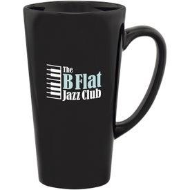 Customized Shiny Cafe Mug