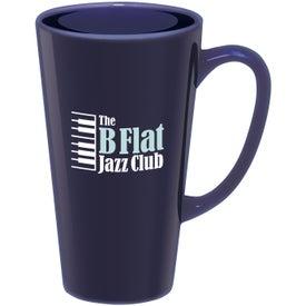 Logo Shiny Cafe Mug