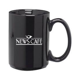 Showbiz Ceramic Mug with Your Slogan