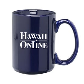 Showbiz Ceramic Mug for Customization