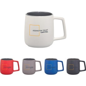 Sienna Ceramic Mug (14 Oz.)