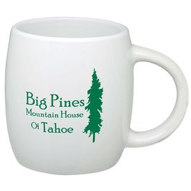 Personalized Sleek Barrel Mug