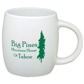 Personalized Sleek Barrel Mug