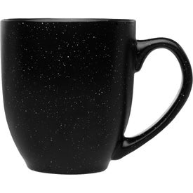 Speckle Bistro Ceramic Mug (16 Oz.)