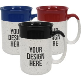 Speckled Mugs (13 Oz.)