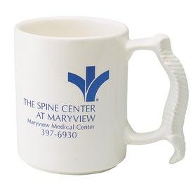 Spine Mug (13 Oz., Gloss)