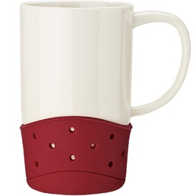 Spinta Ceramic Mug with Your Slogan