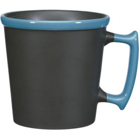 Branded Square Up Mug