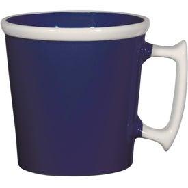 Promotional Square Up Mug