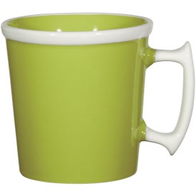 Square Up Mug for your School