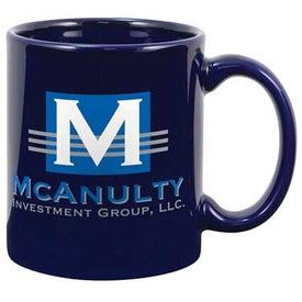 Standard Cobalt Creative Mug (11 Oz.)