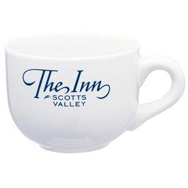 "Stoneware Big ""T"" Mug"