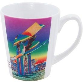 Stoneware Coffee House Mug (12 Oz.)