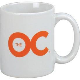 Stoneware Coffee Mug (11 Oz.)