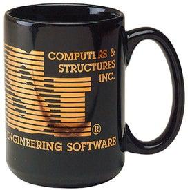 Stoneware El Grande Mug for Customization