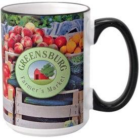 Stoneware Heartland Mug (15 Oz.)