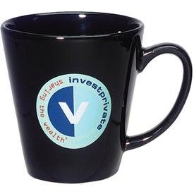 Logo Stoneware Vixon Mug