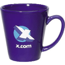 Personalized Stoneware Vixon Mug