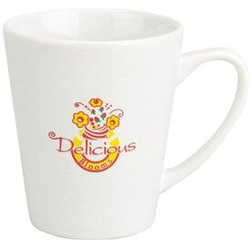 Stoneware Vixon Mug Imprinted with Your Logo