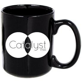 Sumatra Ceramic Mug (11 Oz., Colors)