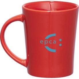 Sunny Ceramic Mug for Your Organization