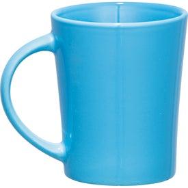Sunny Ceramic Mug Printed with Your Logo