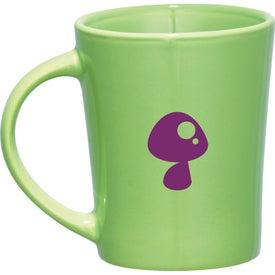 Sunny Ceramic Mug for Your Company