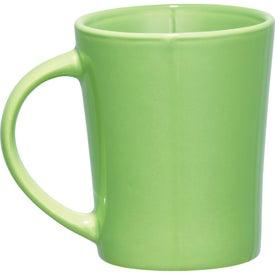 Sunny Ceramic Mug for Advertising