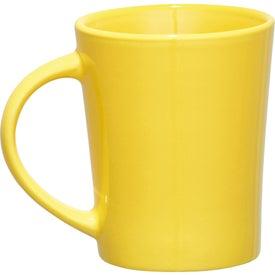 Imprinted Sunny Ceramic Mug