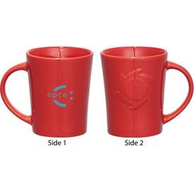 Printed Sunny Ceramic Mug